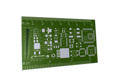 Open Source PCB Ruler