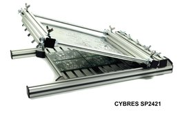 CYBRES SP2421 stencil printer