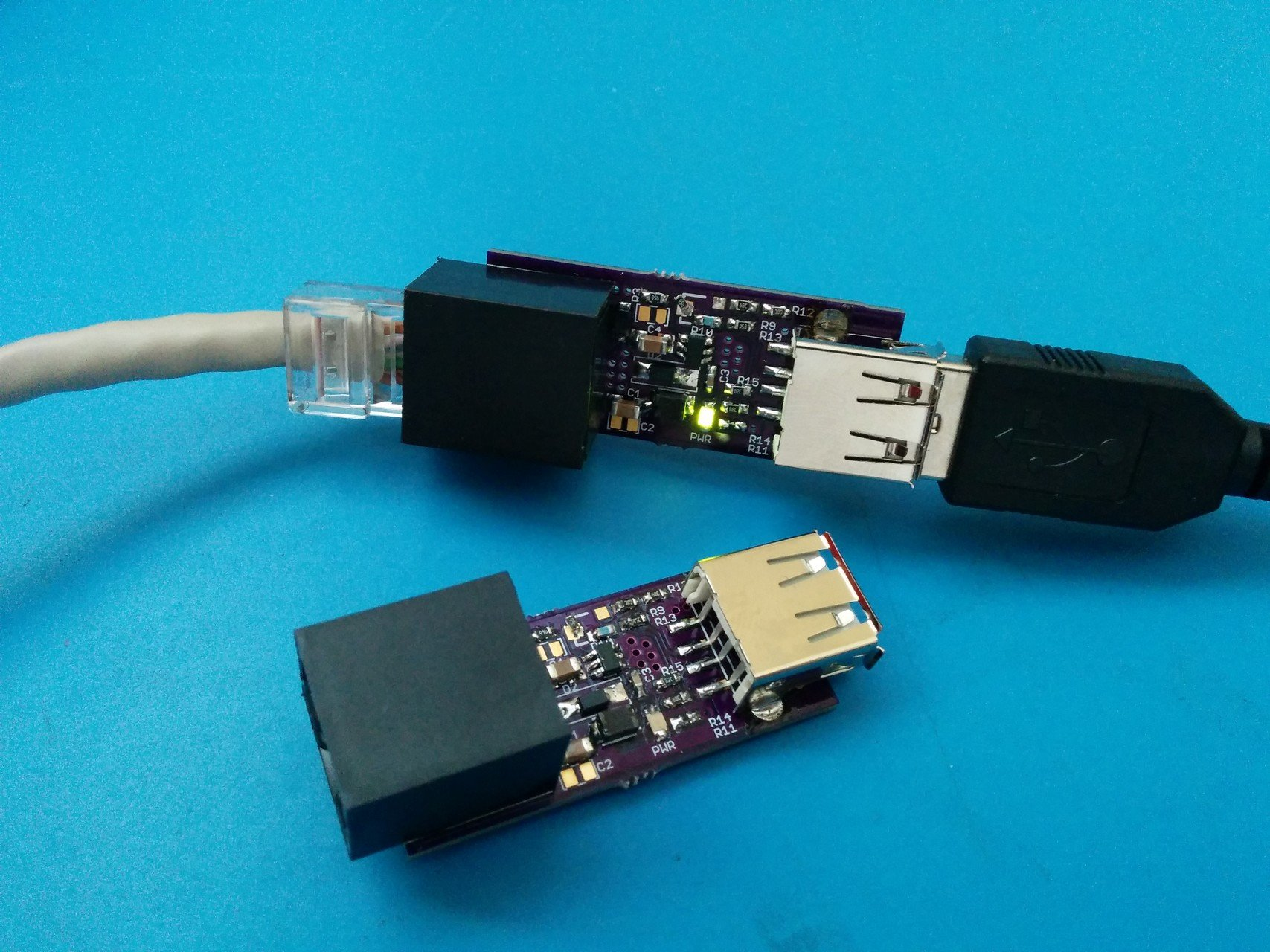 USB Over Network