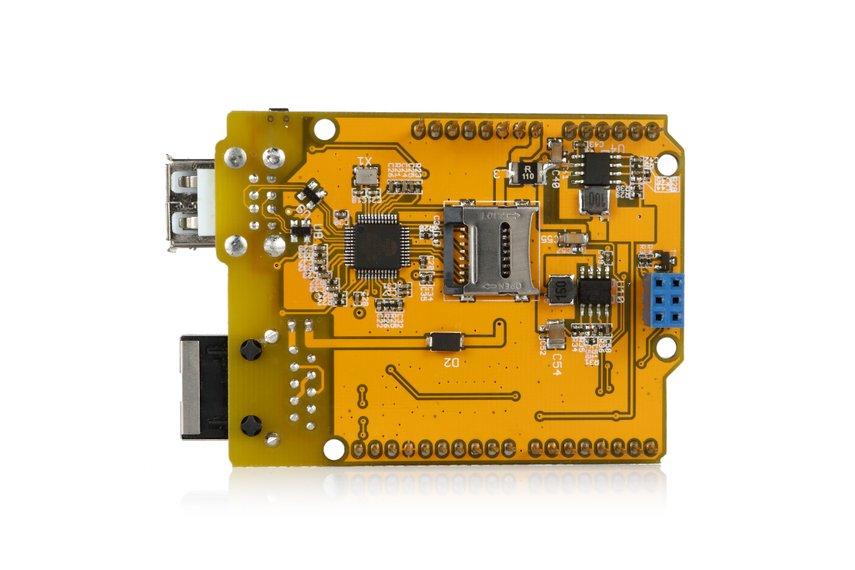 Arduino Yun Shield v2.4