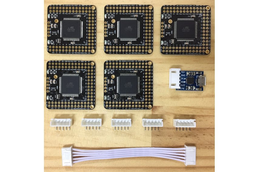 5-Pack Arduino Mega 2560 compatible board