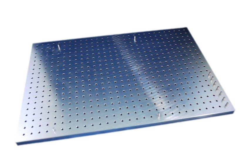 PCB Tooling Block - Full grid