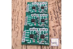 Dual LSM9DS1 IMU breakout board Acc/Gyro/Mag