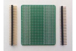ARMinARM + AVRPi-32U4 Protocap Narrow