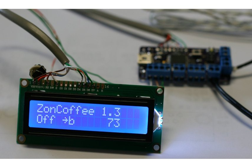 ZonCoffee Open-Source PID Controller