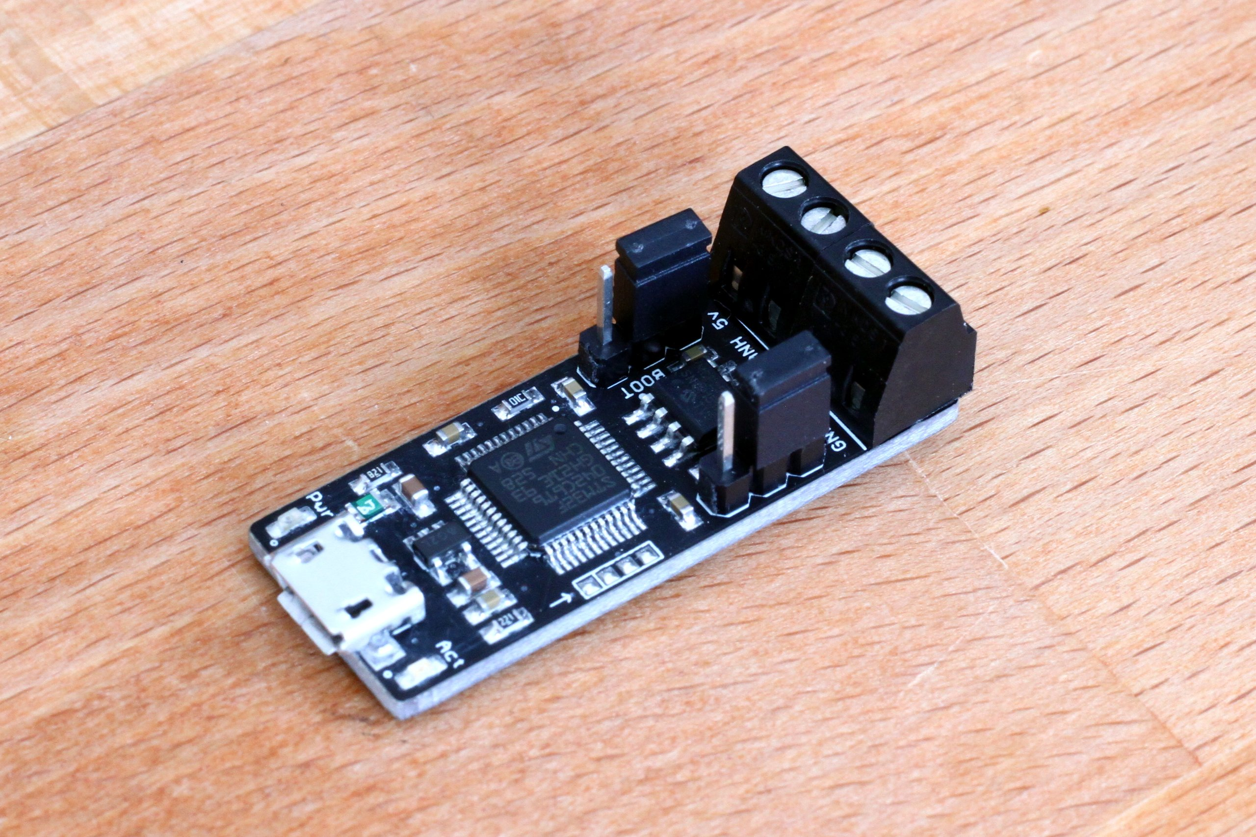 canable usb to can bus adapter from protofusion on tindie. Black Bedroom Furniture Sets. Home Design Ideas