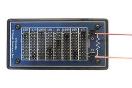8 Decade Resistor Box 1R - 99999999R, 1%, 0.25W