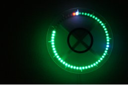 Nolio - LED wall clock