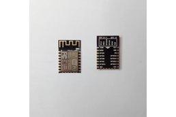 ESP 12F board with ESP8266 microcontroller