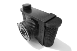P6*6 3D-printed Pinhole Camera -120 film