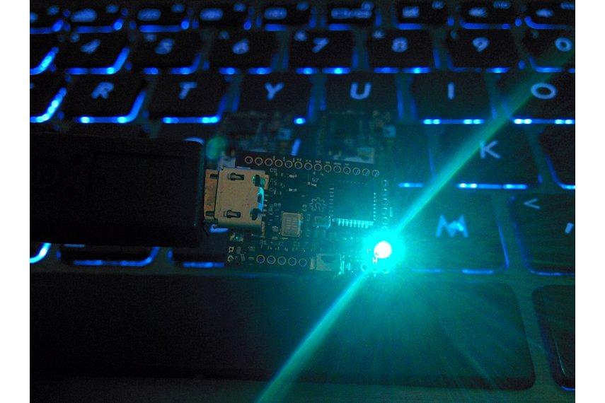 FemtoUSB (Atmel ARM Cortex M0+)