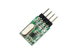 Arduino ASK RFIC transmitter module