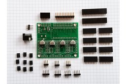 CNC Controller for Grbl and Raspberry Pi - Kit