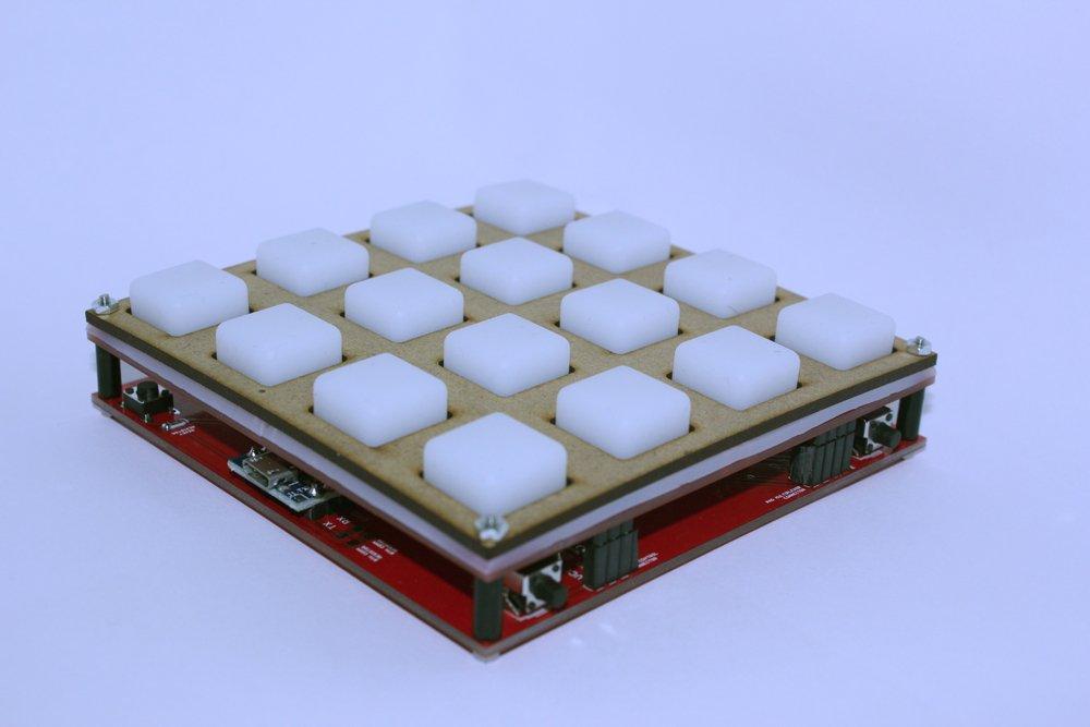 Arduino midi controller midispositivomidi v from
