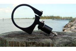 Custom CNC Clamp for GPH underwater housing
