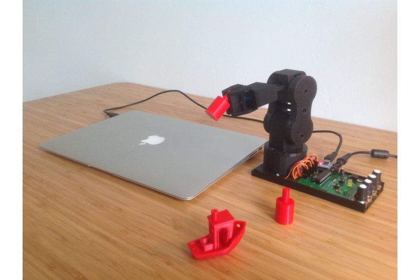 Pedro Petit Robot Full Kit
