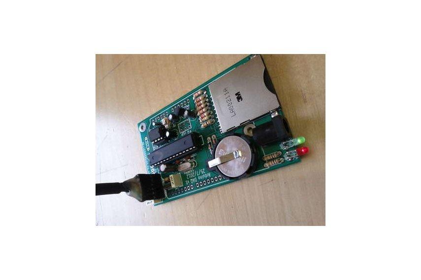 DataDuino - the Arduino-based data logger