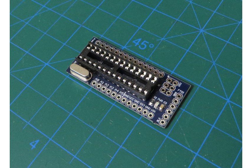 ATmega328p Breakout Board