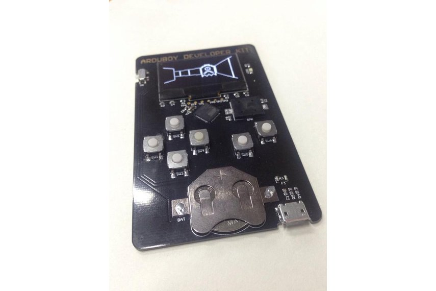 Arduboy: Dev Kit