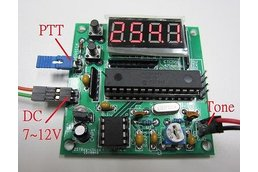 CTCSS encoder kit Digit LED - 47 tones