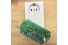 Home Automation & IoT - RWino Plug protoboard.