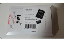 Genuine Sandisk 8GB MicroSD HC Class 4 w/Adaptor