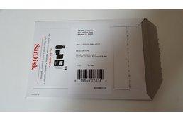 Genuine Sandisk 8GB MicroSD HC Class 4