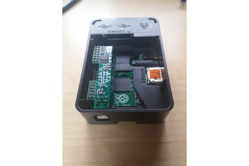 tinyToslink - Raspberry Pi Optical Audio