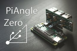 PiAngle - Plug-n-play Raspberry Pi Zero USB Hub