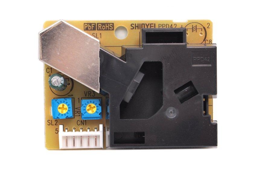 Grove Dust Sensor From Seeedstudio On Tindie