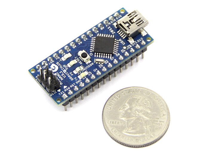 Arduino nano v from seeedstudio on tindie