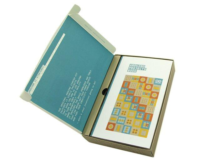 Arduino starter kit from seeedstudio on tindie