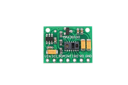 MAX30100 Pulse Oximeter and Heart-Rate Breakout