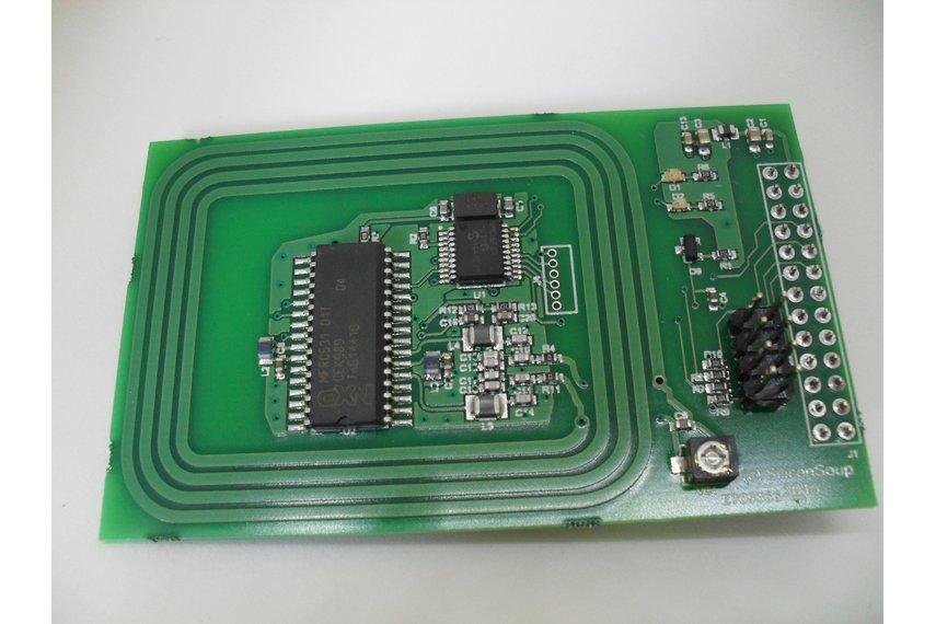 NFC Reader for Raspberry Pi