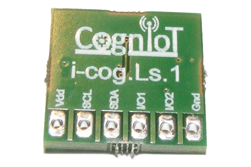iCog Light Sensor with ID-IoT chip.