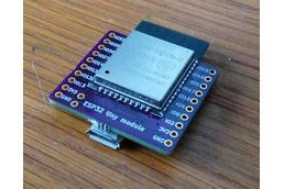 Tiny ESP32 board