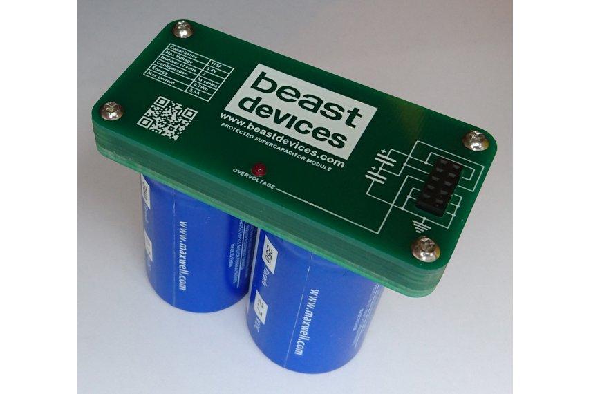Beast Supercapacitor 175
