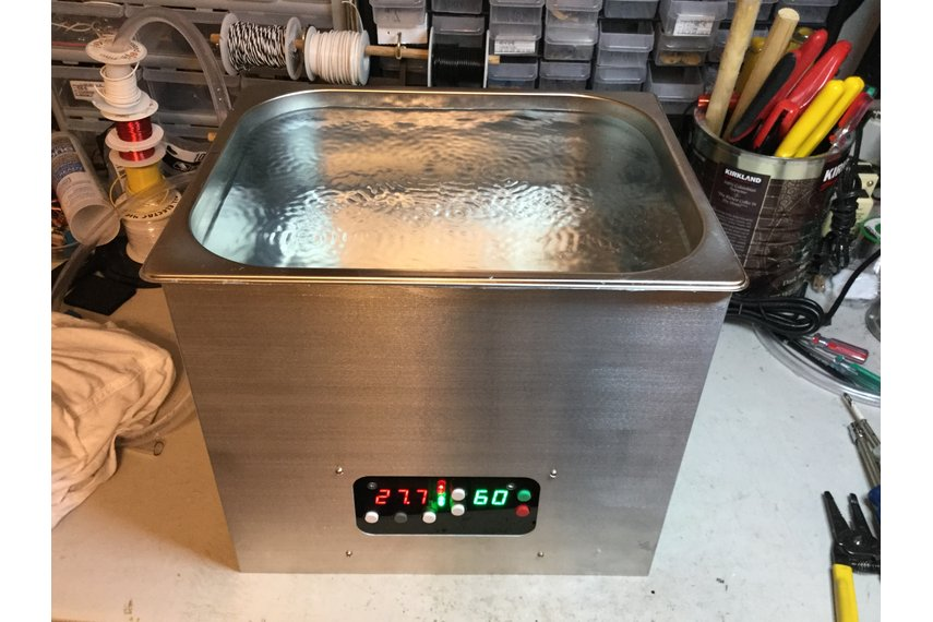 10 Quart 80KHz Ultrasonic Cleaner