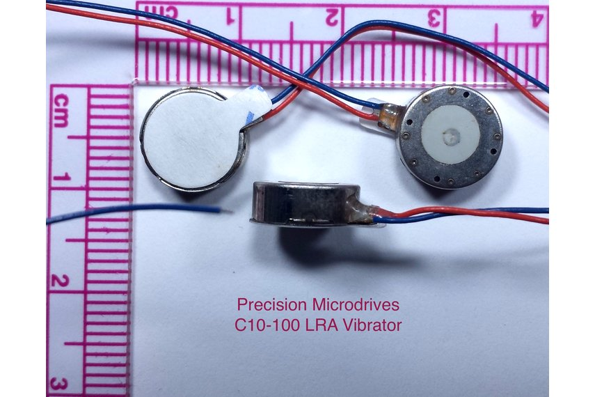 Precision Microdrives 10mm Vibration Motor