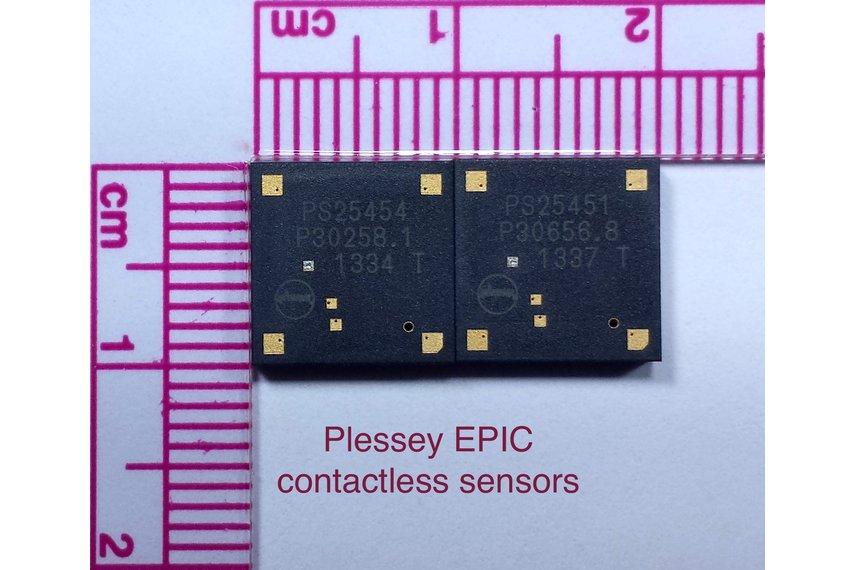 Plessey EPIC Contactless Sensors