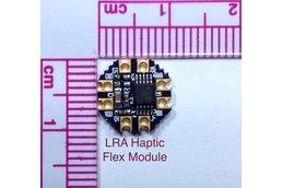 LRA Haptic Flex Module