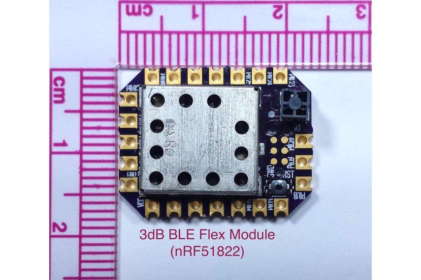 3dB BLE Bluetooth Flex Module