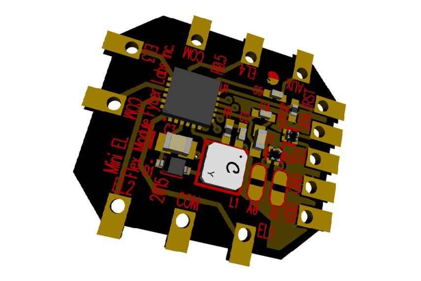 Mini EL Flex Module