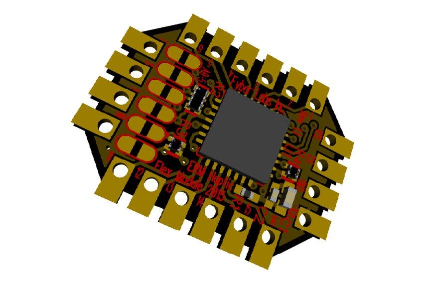 16CH ERM Haptic Flex Module