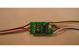 SmartDiode - an emergency power system for rc model aircrafts