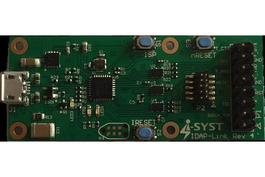 CMSIS-DAP ARM Debug JTag/SWD, microSD, Drag & Drop
