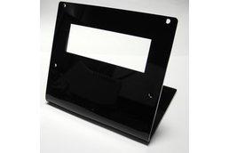 16x2 Acrylic LCD Stand Black