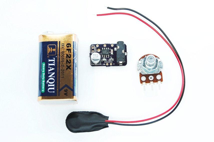 Tymkrs SMT Amplify Me (LM386 Kit)