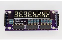 Tymkrs Count Me v1 (7 segment LED Display Kit)