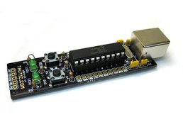 PIC18F14K50 USB Development Kit